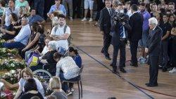 #Italia | Funeral de Estado para víctimas del terremoto en centro del país