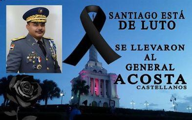 Nos robaron al General Jose Acosta. Reunion Lunes 29, Frente a Puerta del Sol en el Monumento, 5 PM, para pedir Danilo revoque el despojo. Pega esta invitacion en tu muro y asiste