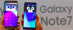 Que se prende en candela ! Samsung stops making Galaxy Note 7s amid claims replacement devices are catching fire. http://abcn.ws/2e2HnfB